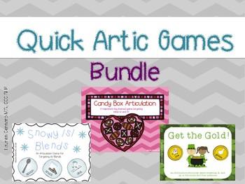 Quick Artic Games Bundle