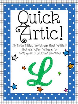 Quick Artic! L