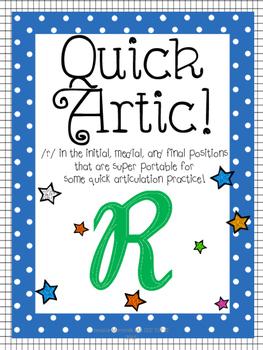 Quick Artic! R