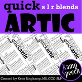 Quick Artic S, L, and R Blends