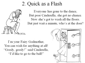 "Quick As A Flash - from my ""Cinderella"" Musical"