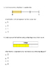 Quick Assessment 3.3A - Representing Fractions with Denominators of 2,3,4,6,&8