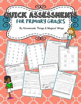 Quick Assessments for Primary
