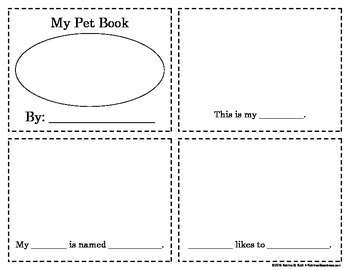 Quick Books with Scaffolding (Early Childhood)
