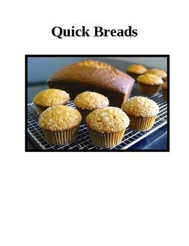 Quick Bread Recipe Packet
