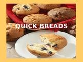 Quick Breads PowerPoint Presentation
