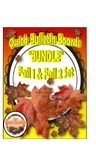 Quick Bulletin Boards--BUNDLE--Fall 1 and Fall 2 Set  (Classroom Decor)