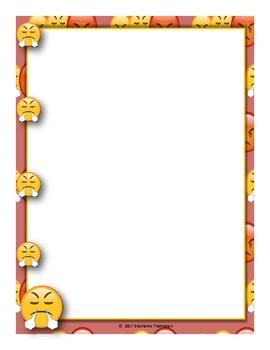 Emoji Set--Quick Bulletin Boards