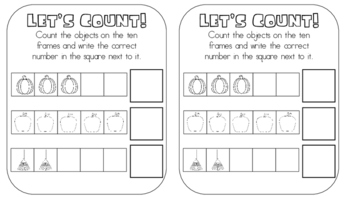 Quick Check Assessment_Numbers 1 to 5 FREEBIE