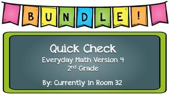 Quick Check Everyday Math Bundle