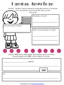 Quick Check Writing for 2nd Grade