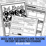 Quick Checks: 3rd Grade Common Core Math