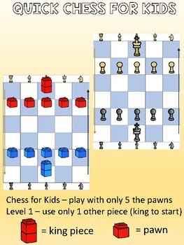Quick Chess for kids