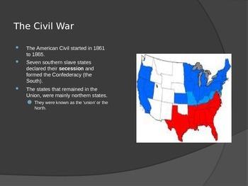 Quick Civil War Review