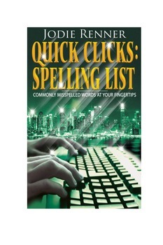 Quick Clicks: Spelling List - Commonly Misspelled Words at