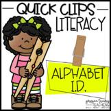 Quick Clips ~ Alphabet Identification
