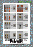 Quick Craft Sheet - for Minecraft