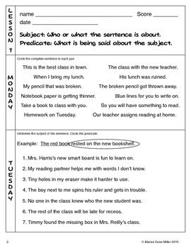 quick daily writing practice worksheets for third grade prep for staar sale. Black Bedroom Furniture Sets. Home Design Ideas