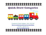 Quick Draw Categories