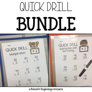 Quick Drill BUNDLE