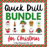 Quick Drill GROWING Bundle for Christmas