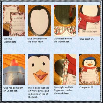 Quick & Easy Penguin-themed CRAFTIVITY!!