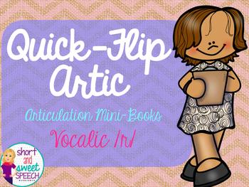 Quick-Flip-Artic: Vocalic /r/