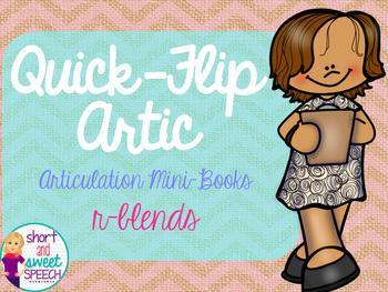 Quick-Flip-Artic: /r/ blends