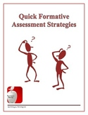 Fast Formative Assessment Strategies: Checking for Understanding