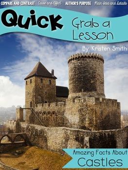 Quick! Grab a Lesson-- Castles