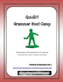 Quick Grammar Boot Camp Review