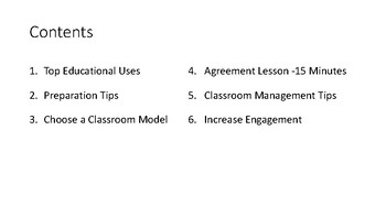 Quick Guide to Mobile Learning - Getting Started Tomorrow with Mobile Learning