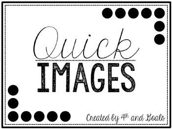 Quick Images FREEBIE - One Week Preview