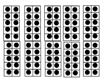 Quick Images for Multiplication/Division Facts Fluency: Goal 1 10s
