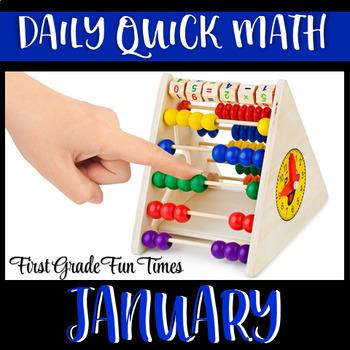 Quick Math - January Winter Math
