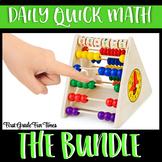 Quick Math - Bundle
