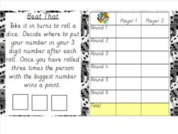 Quick Maths Fluency Maths Games