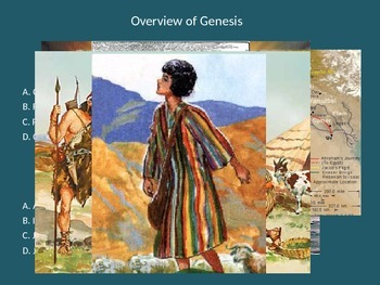 Quick Overview of the Book of Genesis