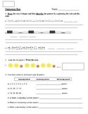 Quick Patterning Assessment Grade 3 Ontario Curr.
