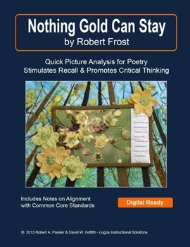 """Nothing Gold Can Stay"" by Robert Frost: Quick Picture Analysis"