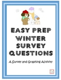 Quick Prep Winter Survey Questions
