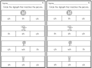 Quick QR Codes 2: Identifying Digraphs