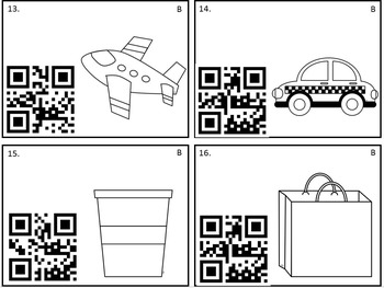 Quick QR Codes: Identifying Medial Vowels