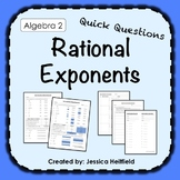 Rational Exponents Activity: Fix Common Mistakes!