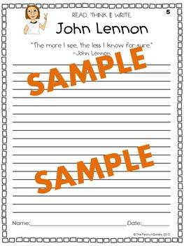 Quick Quotations: John Lennon