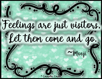 Quick Quote: Visiting Feelings