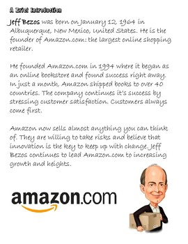 Quick Quotes, Inspire Ideas - Jeff Bezos: Founder of Amazon