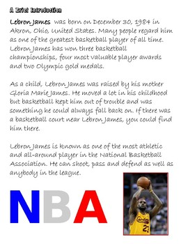 Quick Quotes, Inspire Ideas - Lebron James: Basketball Player(NBA)
