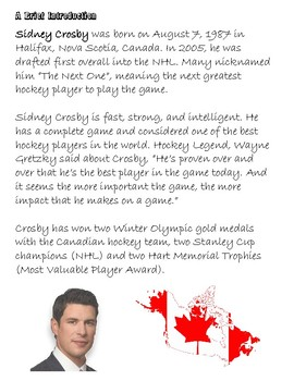 Quick Quotes, Inspire Ideas - Sidney Crosby - Hockey Player (NHL)
