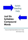 Quick Reading Help: Compound Words